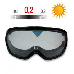 Residual level Impairment Goggle , DAYLIGHT, .01 - .03 BAC