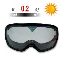 Nº5 - Occhiali da Simulación alcol, visione GIORNO, tasso 0,1 ° - 0,3°
