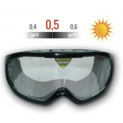 Nº2 - Rauschbrille ,  GERINGE Empfindlichkeit , ca 0,4 ‰ to 0,6 ‰