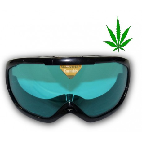 Cannabis goggles, low level