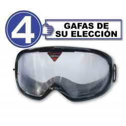 Pack de 4 óculos