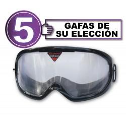 Pack 5 occhiali di simulazione