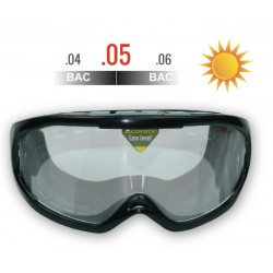 Low level Impairment Goggle , DAYLIGHT, .04 - .06 BAC