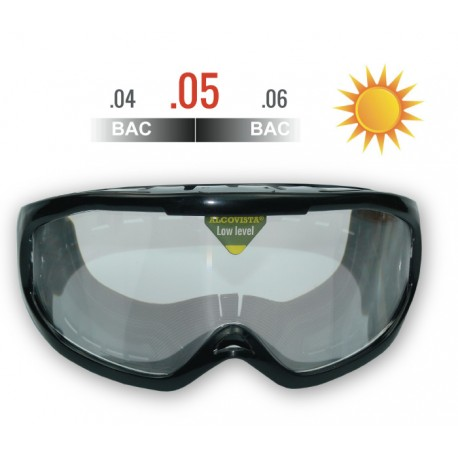 Impairment Goggle , DAYLIGHT, .04 - .06 BAC