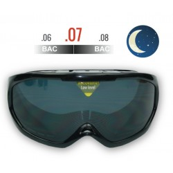 Impairment Goggle ,NIGHTLIGHT, .06 - .08 BAC