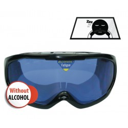 "Drowsy Driving Goggle ""No alcohol effect added"""