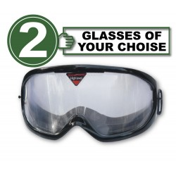 Alcovista 2-Pack of Goggle - any 2 goggles of choise