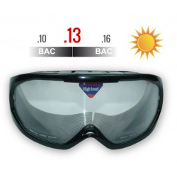 High level Impairment Goggle , DAYLIGHT, .10 - .15 BAC