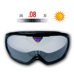 Impairment goggles, day light, .06 - .10 BAC
