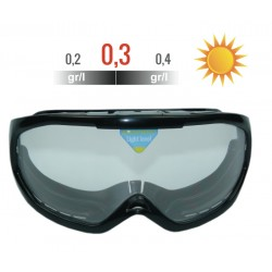 Impairment goggle 0,1º -0,3º